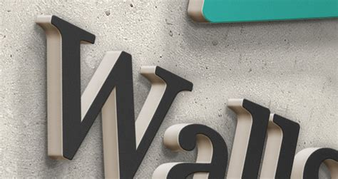3d Wall Logo Mockup Template Free by 3d Wall Logo Mock Up Template Psd Mock Up Templates