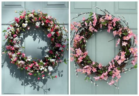 Gorgeous Spring Wedding Wreath