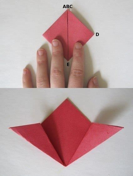 fold cute diy kusudama paper craft flower