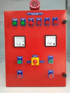 Fire Fighting Pump Control Panel Online
