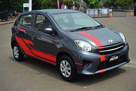 Toyota Agya Picture by Toyota Agya Dijual Mulai Rp 99 9 Juta Republika