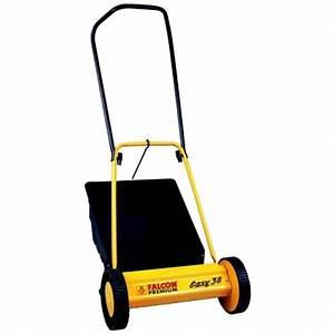 Falcon 15 Inch Manual Lawn Mower Easy
