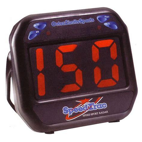 speed trac tennis ball sports radar sweatbandcom