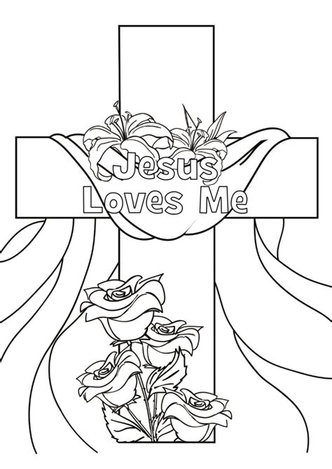 easter coloring pages  kids  adults christianbook
