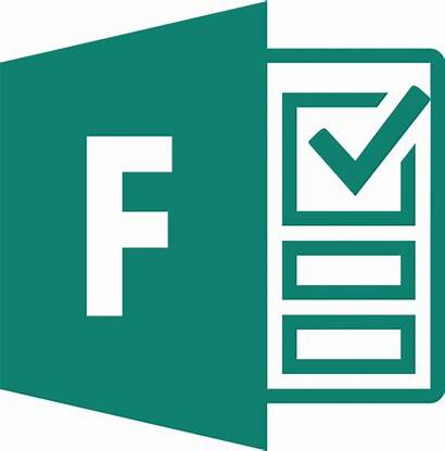 Forms Microsoft Office Icon Ms Clipart Software