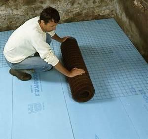 Isolation Des Sols : isolation thermique des sols d 39 une maison ~ Melissatoandfro.com Idées de Décoration