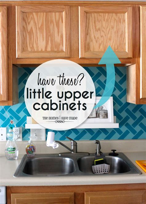 Storage Ideas For Little Upper Cabinets  The Homes I Have