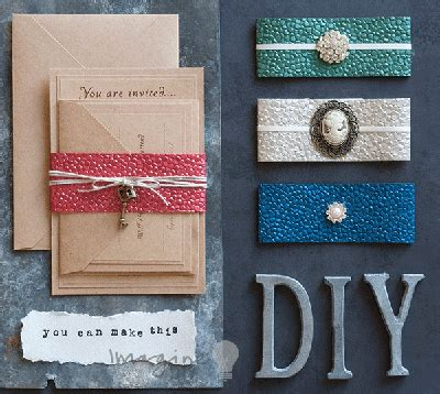 how to make your own diy wedding stationery wedding
