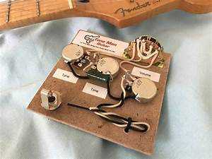 The Blues Stratocaster Wiring Harness Kit