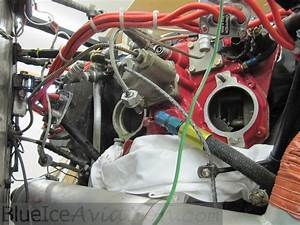 Photos Of The Day  U2014 Timing Bendix Magnetos To A Lycoming O