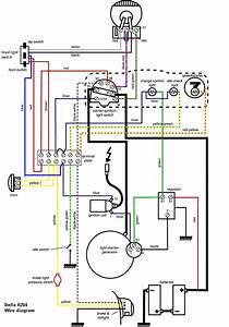 Zundapp Wiring Diagrams