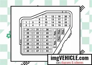 Volkswagen Golf Iv Fuse Box Diagrams  U0026 Schemes