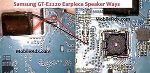 Samsung Gt E2220 Ear Speaker Jumper Way Solution