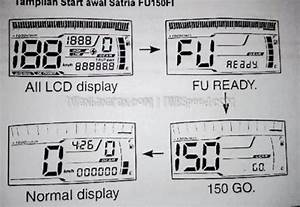 U201dfu Ready 150 Go U201d Sapaan Speedometer Satria Injeksi