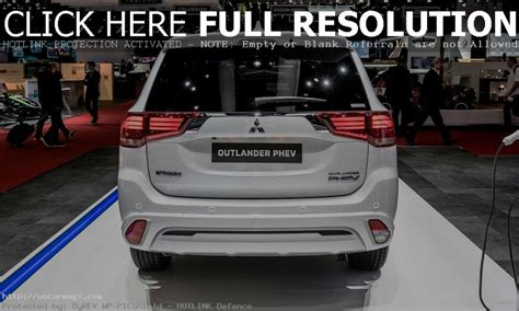 2020 Mitsubishi Outlander Sport Release Date by 2020 Mitsubishi Outlander Release Date And Price Car Magz Us