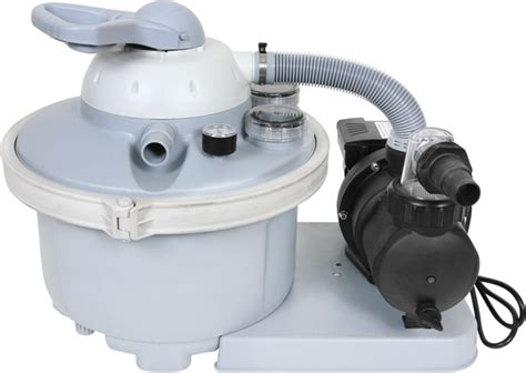 Buy A 1/2 Horsepower Sand Filter System For Intex Pools