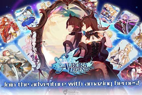 adventure mobile game aurora legend gamerbraves