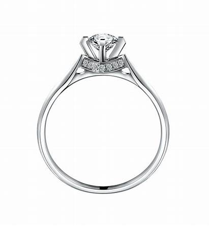 Ring Silver Diamond Jewelry Freepngimg Icon 1296