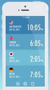 Time Zone Converter World Clock
