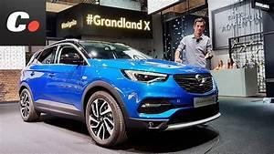Suv Opel Grandland : opel grandland x suv sal n de frankfurt iaa 2017 youtube ~ Medecine-chirurgie-esthetiques.com Avis de Voitures