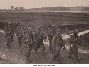 Battle of Verdun French Soldiers