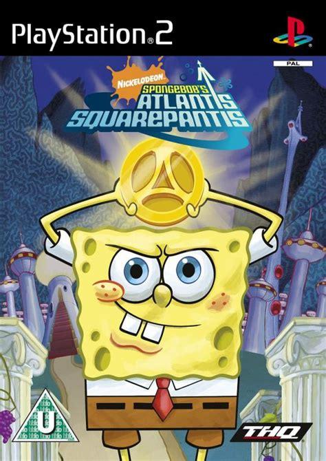 Bob Esponja Aventura en la Atlantida para PS2 - 3DJuegos