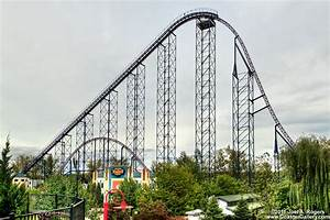 Panoramio - Photo of Bizarro, formerly Superman Ride of Steel