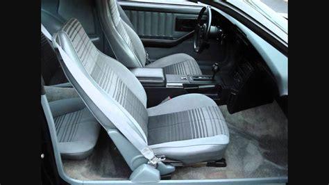 3rd Camaro Custom Interior by Third Camaros Firebirds Interior