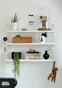 String Regal Ikea : die besten 17 ideen zu wandregal auf pinterest wandregal holz haus streichen kosten und ~ Markanthonyermac.com Haus und Dekorationen