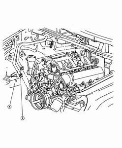 Heater Hoses Diagram 2001 Jeep Grand Cherokee  Heater
