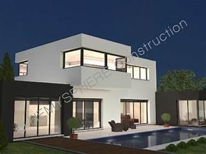 Style De Maison : construire sa maison moderne ~ Dallasstarsshop.com Idées de Décoration