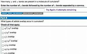 How Many Sigma And Pi Bonds Are Present In A Molecule