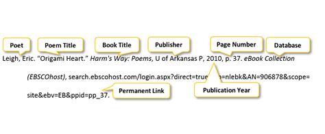 poem citation pscc libraries  pellissippi state