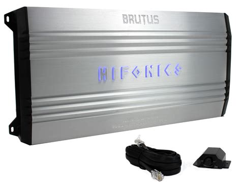 new hifonics brutus brx3016 1d 3000 watt monoblock class d 1 ohm lifier 806576223665 ebay