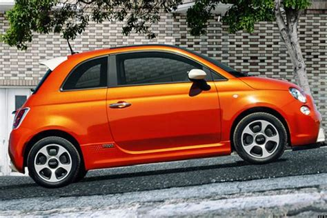 Fiat 500 Per Gallon by 10 Coolest Cars You Can Own For Less Than 20 000 Thestreet
