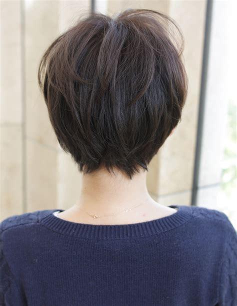 hair styles for シュッとしたショート sg 82 ヘアカタログ 髪型 ヘアスタイル afloat アフロート 表参道 銀座 5819