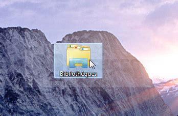 r uire les icones du bureau microsoft windows agrandir les icônes du bureau