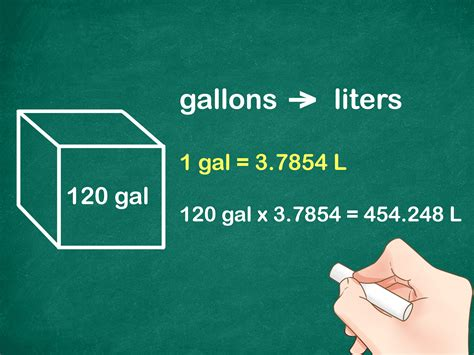 In Liter by How To Calculate Volume In Litres With Pictures Wikihow
