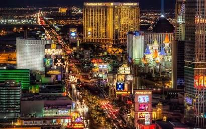 Vegas Las Desktop Backgrounds Wallpapers Strip Boulevard