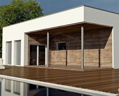 Case moderne e classiche prefabbricate dal design