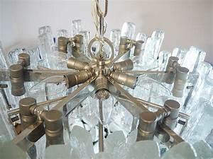 Grand Lustre Design : tres grand lustre design lustre moderne dor ~ Melissatoandfro.com Idées de Décoration