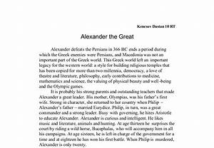 Alexander The Great Essays Tips For Writing Descriptive Essays Free  Alexander The Great Essays Book
