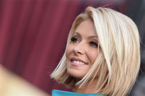 Kelly Ripa Is A No Show On 'live' The Day After Michael