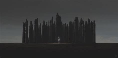 dark post apocalyptic worlds  yuri shwedoff demilked