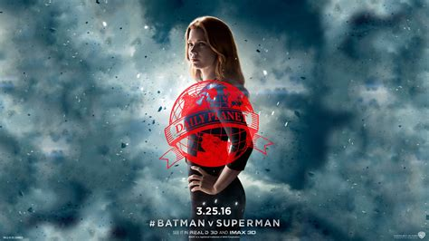 Amy Adams Lois Batman V Superman Wallpapers