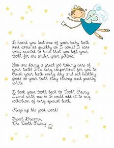 letter from tooth fairy the tooth fairy pinterest With tooth fairy letters for lost teeth