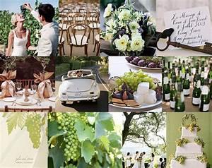 Vineyard Wedding Theme Wine Wedding Theme