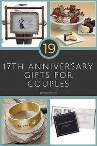 42 good 17th wedding anniversary gift ideas for him her With 17th wedding anniversary gift