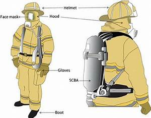 Configuration Of Firefighters  U2019 Ppe