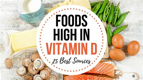 Foods High In Vitamin D List 25 Best Sources